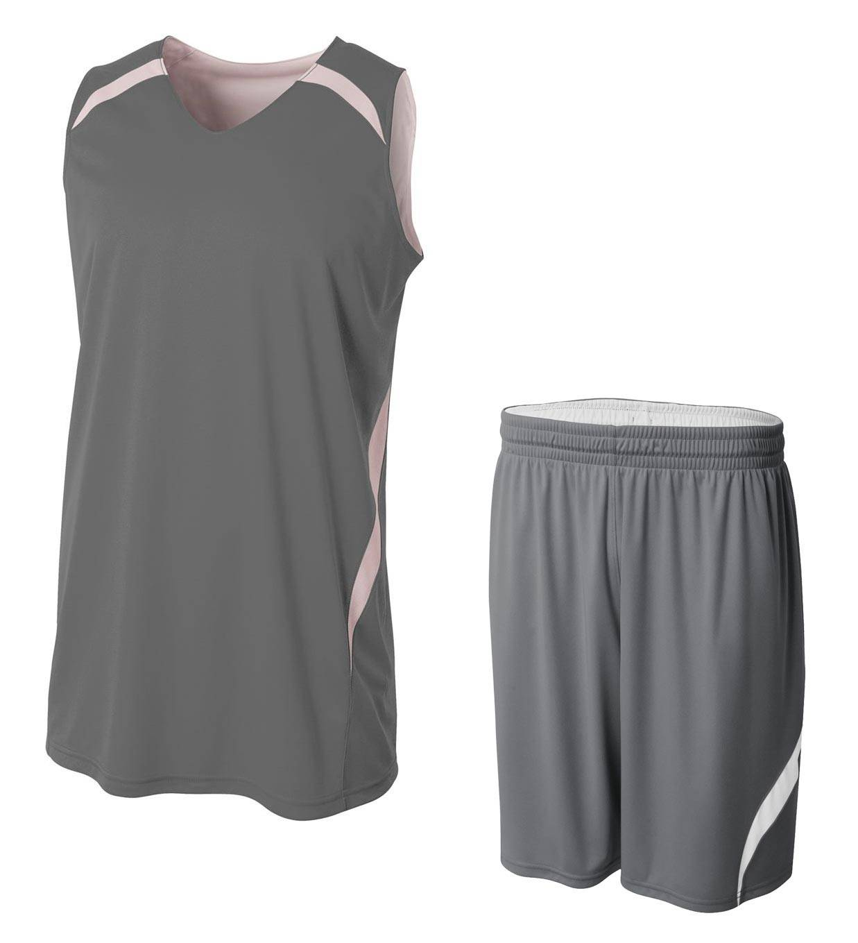 Adult basketball uniform