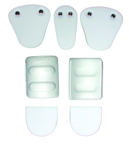 Adams Pee Wee Slotted Complete Football Pant Pad Set
