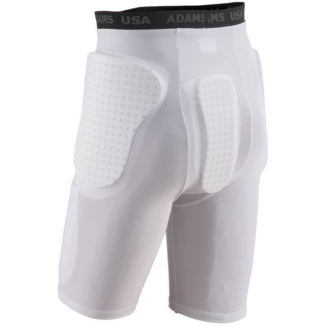 Adams Youth Football Girdle with Low Rise Pads
