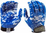 Adidas DigiCamo Youth Football Receiver Gloves
