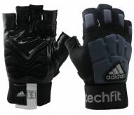 Adidas Techfit Adult Half Fingered Football Lineman Gloves