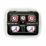 Alabama Crimson Tide 2 Ball/2 Chip Golf Gift Set