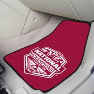 Alabama Crimson Tide 2016 National Champs 2-Piece Carpet Car Mats