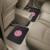 Alabama Crimson Tide 2016 National Champs Vinyl 2-Piece Rear Floor Mats