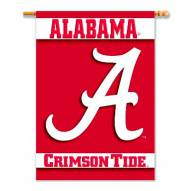 "Alabama Crimson Tide 27"" x 37"" Banner"