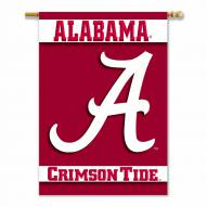 "Alabama Crimson Tide 28"" x 40"" Two-Sided Banner"