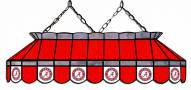 "Alabama Crimson Tide 40"" Stained Glass Pool Table Light"
