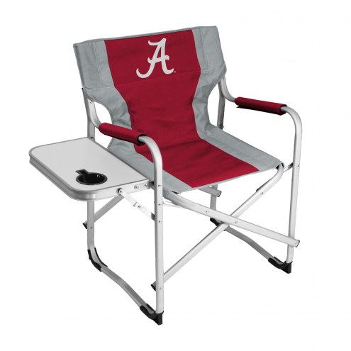 Alabama Crimson Tide Alumni Deck Chair