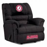 Alabama Crimson Tide Big Daddy Recliner