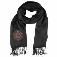 Alabama Crimson Tide Black Pashi Fan Scarf