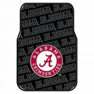 Alabama Crimson Tide Car Floor Mats