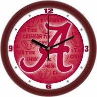 Alabama Crimson Tide Dimension Wall Clock