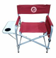 Alabama Crimson Tide Director's Chair