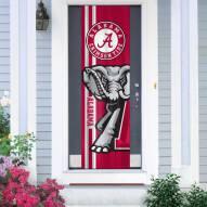 Alabama Crimson Tide Door Banner