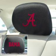 Alabama Crimson Tide Headrest Covers