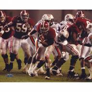 "Alabama Crimson Tide Glen Coffee Rush vs Auburn Signed 16"" x 20"" Photo"
