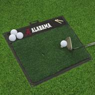 Alabama Crimson Tide Golf Hitting Mat