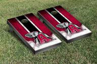 Alabama Crimson Tide Grunge Cornhole Game Set