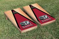 Alabama Crimson Tide Hardcourt Triangle II Cornhole Game Set