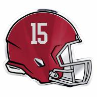 Alabama Crimson Tide Helmet Car Emblem