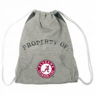 Alabama Crimson Tide Hoodie Cinch Bag