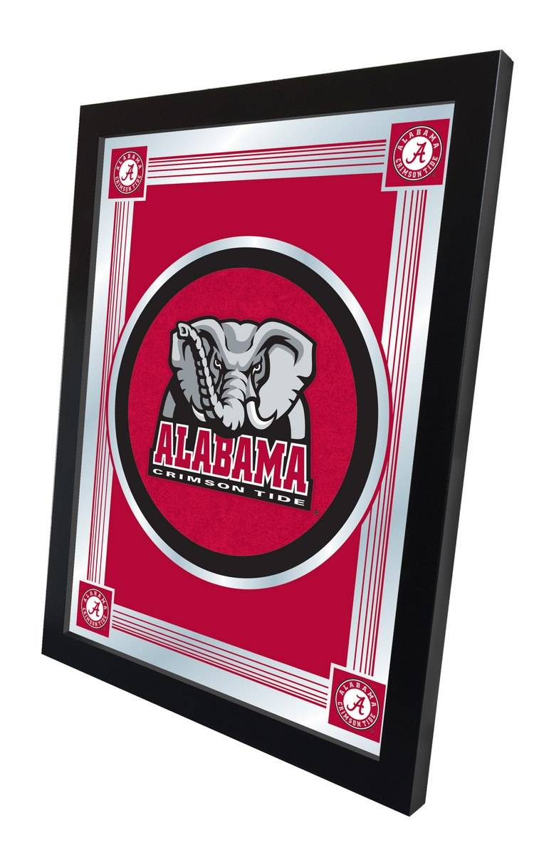 Alabama Crimson Tide Logo Mirror