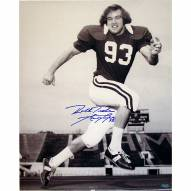 "Alabama Crimson Tide Marty Lyons Roll Tide Signed 16"" x 20"" Photo"