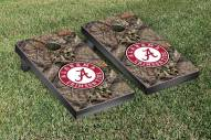 Alabama Crimson Tide Mossy Oak Cornhole Game Set