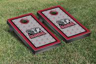 Alabama Crimson Tide NCAA Border Cornhole Game Set