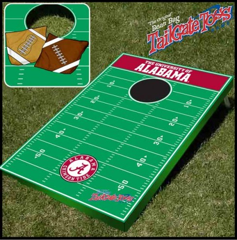 Alabama Crimson Tide College Bean Bag Tailgate Toss Game