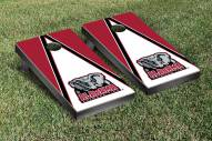 Alabama Crimson Tide NCAA Triangle Cornhole Game Set