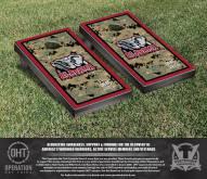Alabama Crimson Tide Operation Hat Trick Border Cornhole Game Set