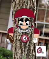Alabama Crimson Tide Player Tree Face