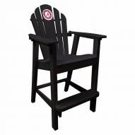 Alabama Crimson Tide Pub Captain Chair