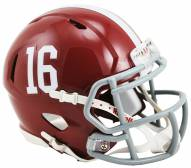 Alabama Crimson Tide Riddell Speed Replica Football Helmet