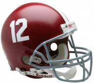 Alabama Crimson Tide Riddell VSR4 Replica #12 Full Size Football Helmet