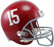 Alabama Crimson Tide Riddell VSR4 Replica #15 Full Size Football Helmet