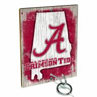 Alabama Crimson Tide Ring Toss Game