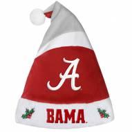 Alabama Crimson Tide Santa Hat