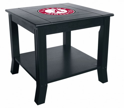 Alabama Crimson Tide Side Table