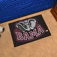 Alabama Crimson Tide Starter Rug