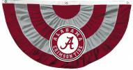 Alabama Crimson Tide Team Bunting