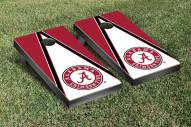 Alabama Crimson Tide Triangle Cornhole Game Set
