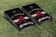 Alabama Crimson Tide Vintage Cornhole Game Set