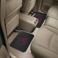 Alabama Crimson Tide Vinyl 2-Piece Rear Floor Mats