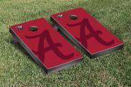 Alabama Crimson Tide Watermark Cornhole Game Set