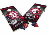 Alabama Crimson Tide XL Shields Cornhole Game