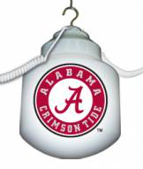 Alabama Crimson Tide NCAA String Globe Lights - Set of 6 Globes