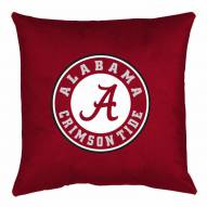 Alabama Crimson Tide NCAA Locker Room Toss Pillow