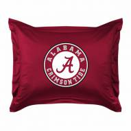 Alabama Crimson Tide NCAA Jersey Pillow Sham